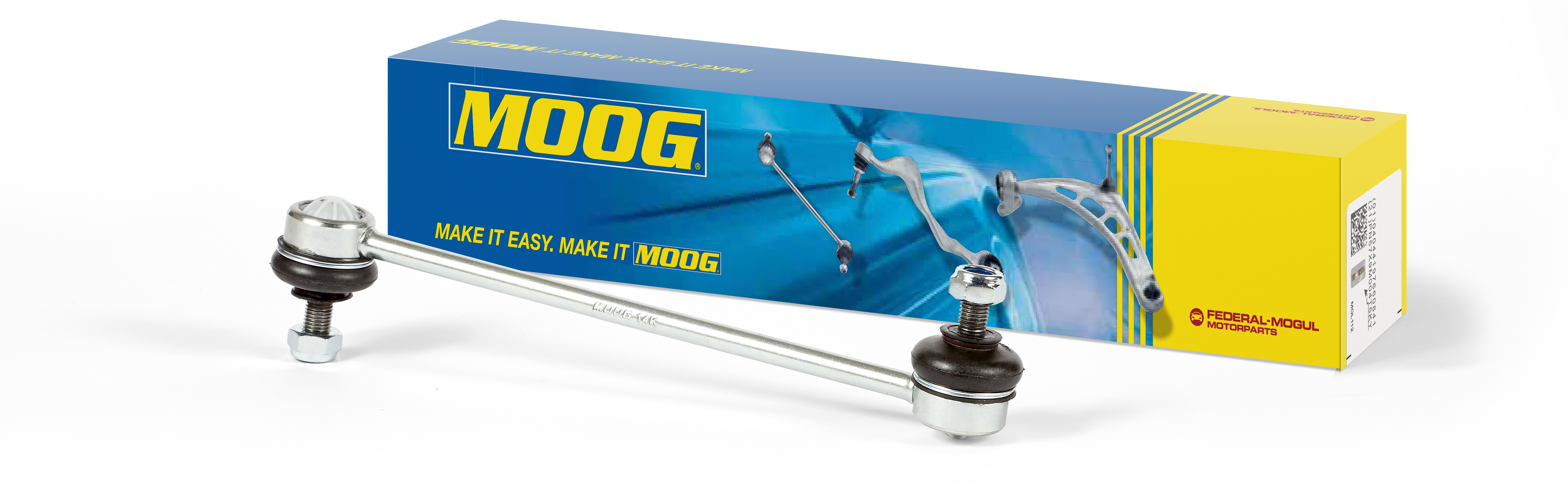 Moog link stabilisers are oe quality suspension parts sciox Gallery